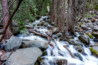 Lower Bridalveil Creek