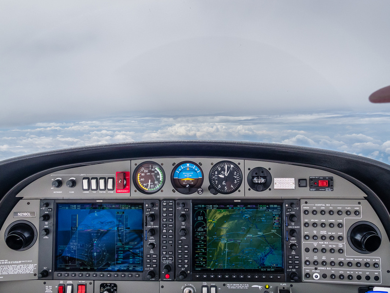 Enroute at 8000'