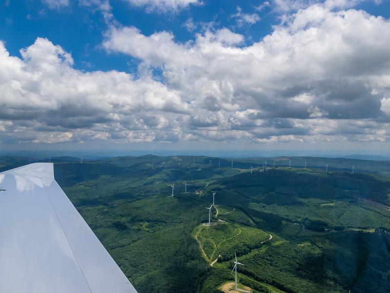 West Virginia Windmills